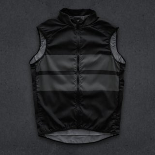 TWIN SIX_FOREVER FORWARD WIND VEST(GRAY/Unisex)