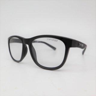 Tifosi Optics_SWANK(マットブラック+調光レンズ+拡大鏡+ブルーライトカット)