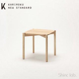 KARIMOKU NEW STANDARD キャストールローテーブル50