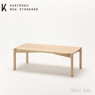 KARIMOKU NEW STANDARD キャストールローテーブル100