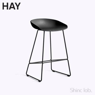 HAY AAS 38 ABOUT A STOOL (LOW) Black