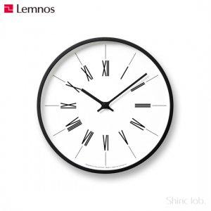 Lemnos 時計台の時計 Roman