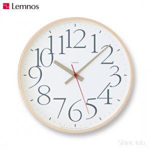 Lemnos AY CLOCK RC (AY14-10 WH)