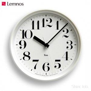 Lemnos RIKI STEEL CLOCK (WR08-25)