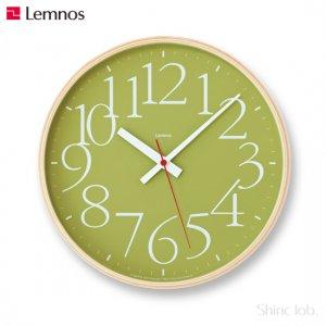 Lemnos AY CLOCK RC (AY14-10 GN)