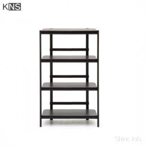 KARIMOKU NEW STANDARD Archive Shelf 80 ブラック