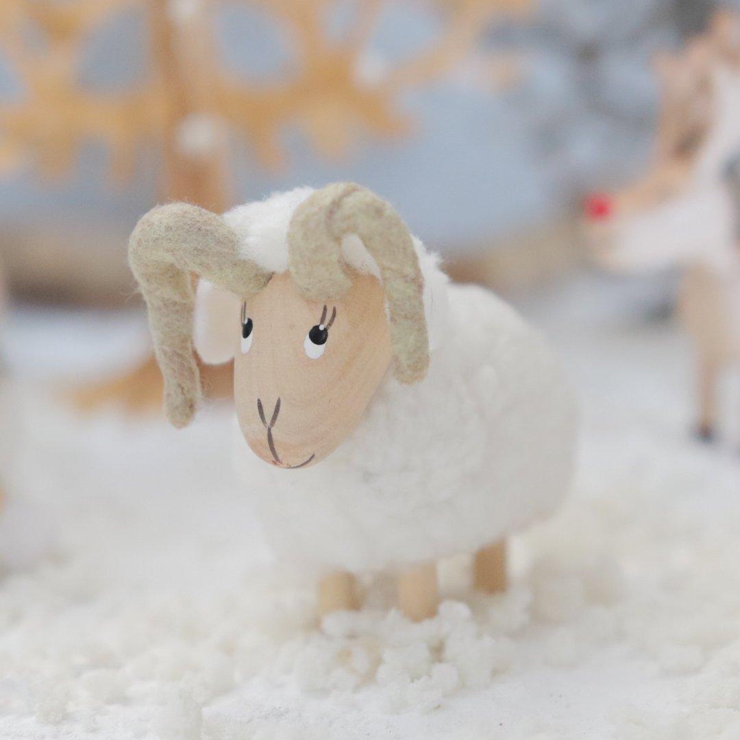 NORDIKA nisse ビッグホーン(牡羊)