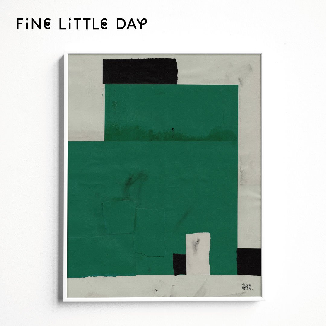 Fine Little Day ポスター MY PLACE  40×50cm