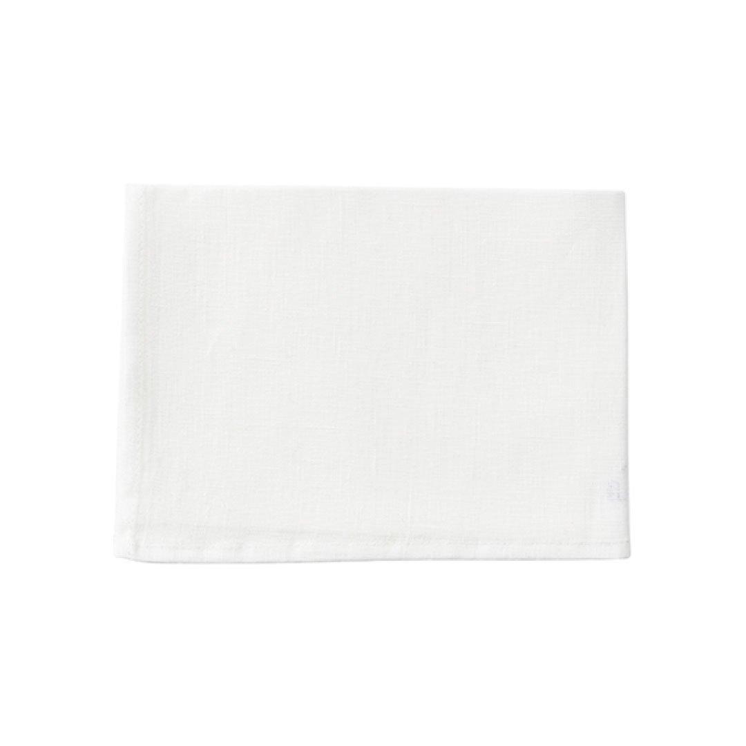 fog linen work(フォグリネンワーク) リネンキッチンクロス ホワイト LKC001-19