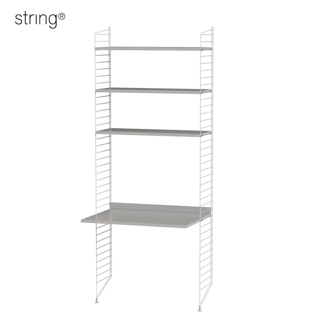 String デスクコンビネーション(A)グレー