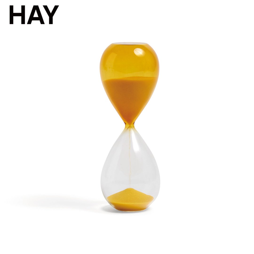 HAY TIME 15min Yellow