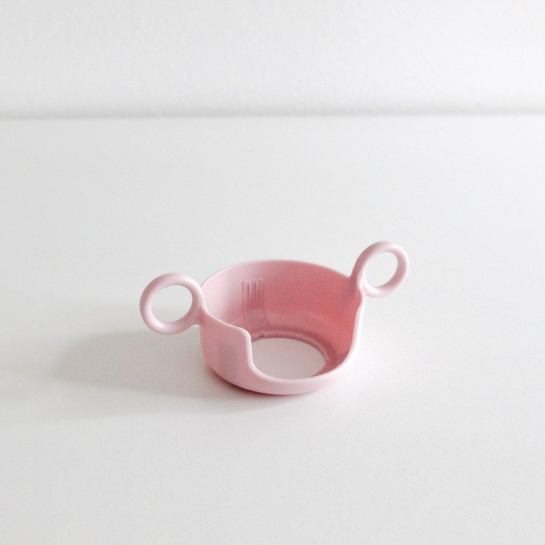 DESIGN LETTERS メラミンカップ用ハンドル/ピンク