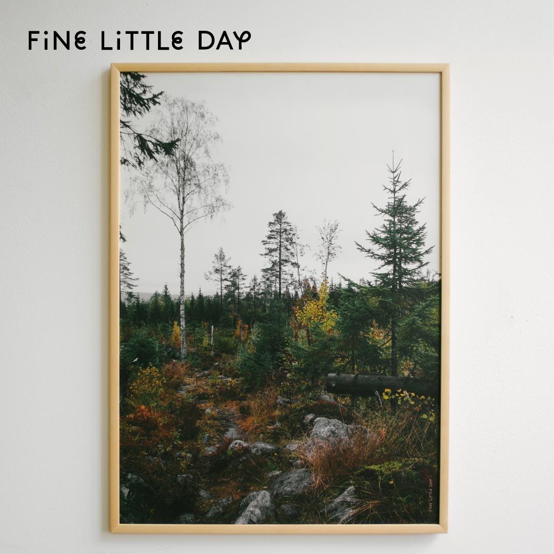 Fine Little Day ポスター NORRLAND 50×70cm