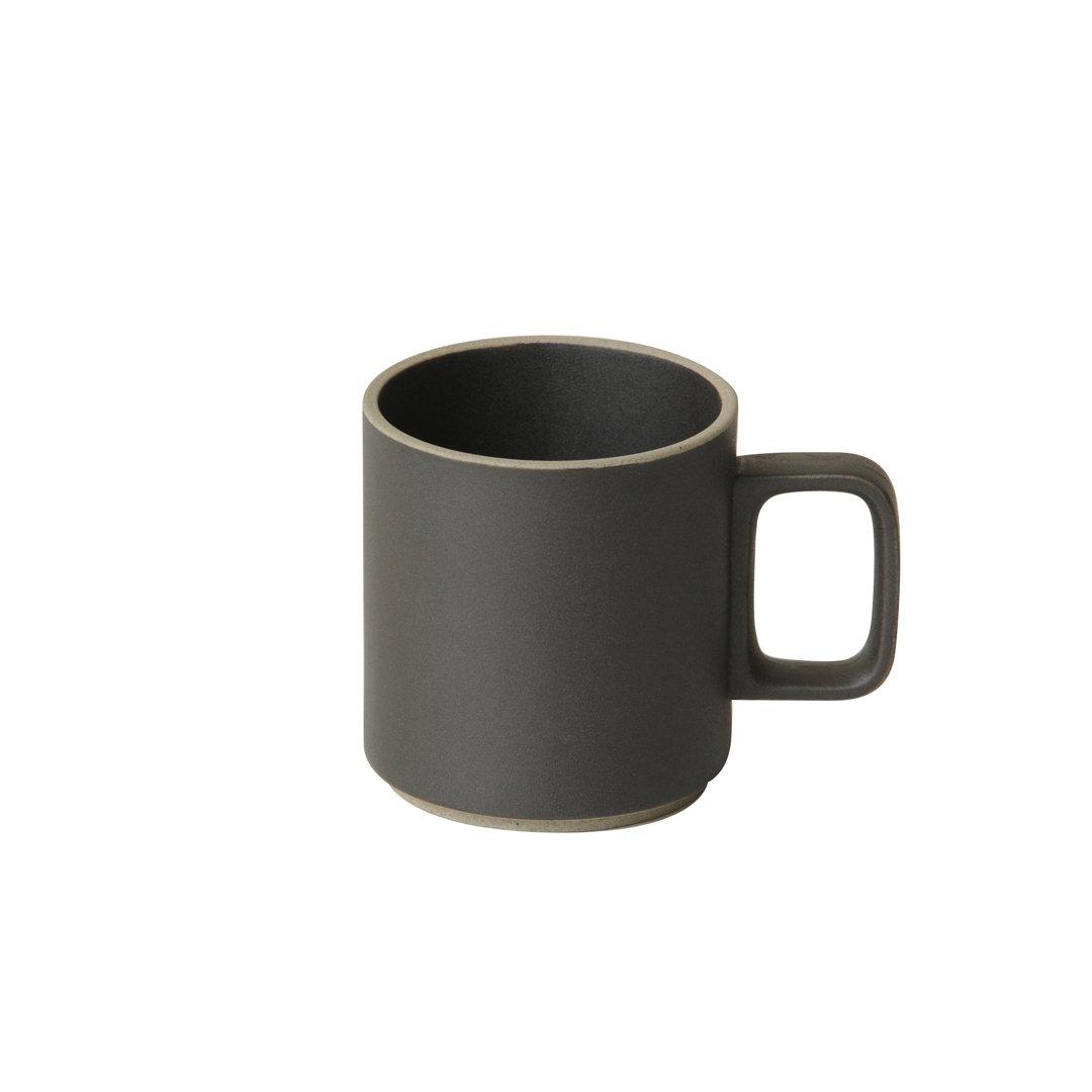 HASAMI PORCELAIN マグカップ h89 ブラック HPB020