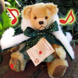 ドイツ、緑ハーマン社「オールシーズンズ・ベア / All Seasons Bear 」【 H-003 】