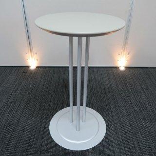【スリムな3本の柱が、シンプルでスタイリッシュな空間を演出】【多目的テーブル(台)】【中古】コクヨ/アテーザ 高さ650mm