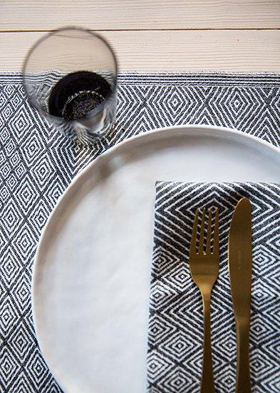 Gåsöga テーブルマット