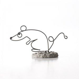Wire Sketch  #20007