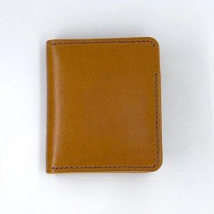財布(糸:こげ茶色)KLS002