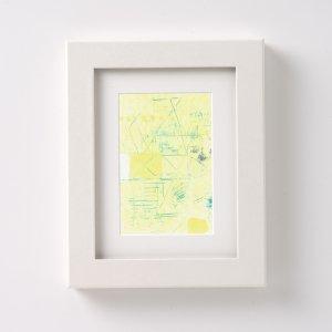 紙の額縁+望月佑子ポストカード GMY002