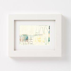 紙の額縁+望月佑子ポストカード GMY004
