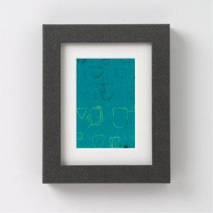 紙の額縁+望月佑子ポストカード GMY005