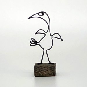 Wire Sketch Animals  #21004