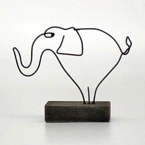 Wire Sketch Animals  #21007