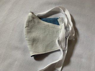 藍染マスク Bタイプ