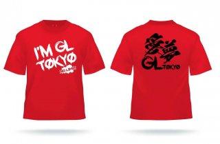 愛夢GL TOKYO NOLIMIT Tシャツ赤