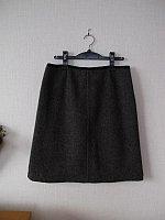 きほんの台形スカート型紙