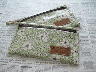 ペタンコ財布型紙