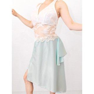 オリジナルドレス フレアータイプ BLUE