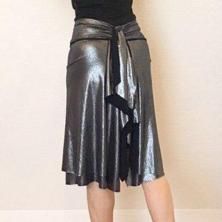 テイルドレープスカート SL