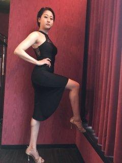 tango passion by Sissy エレガントバックレース ブラック