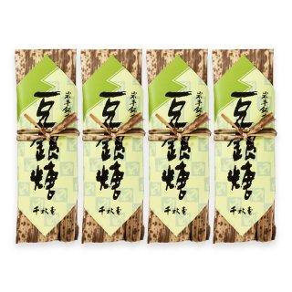 豆銀糖(竹皮包み)4本