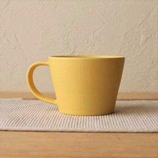 SAKUZAN / Sara コーヒーカップ イエロー