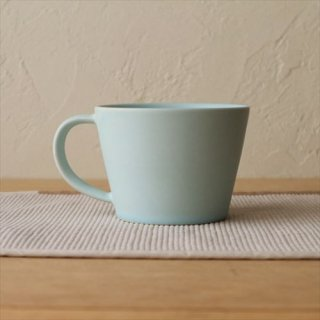 SAKUZAN / Sara コーヒーカップ ターコイズ