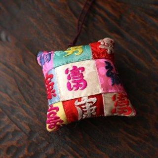 福刺繍針山 25