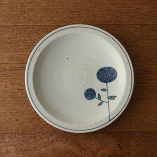 平皿 牡丹