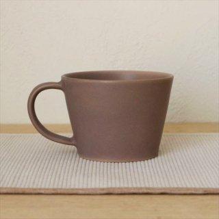 SAKUZAN / Sara コーヒーカップ ブラウン