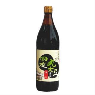 国産丸大豆醤油(濃口) 900ml