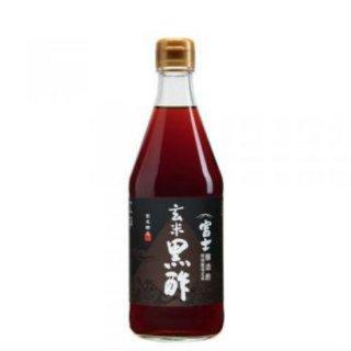 富士酢玄米黒酢 500ml