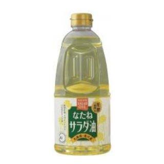 ムソー国産なたねサラダ油910g