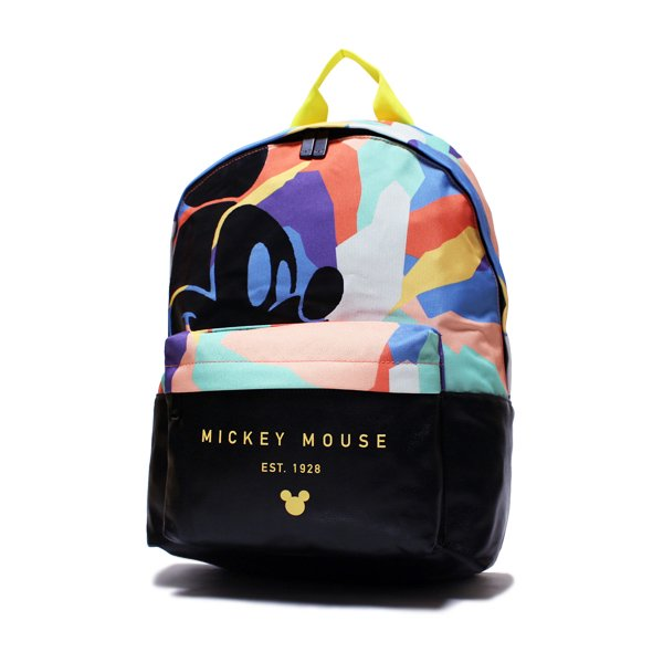 <img class='new_mark_img1' src='https://img.shop-pro.jp/img/new/icons20.gif' style='border:none;display:inline;margin:0px;padding:0px;width:auto;' />NEFF × DISNEY ABSTRACT MICKEY PROFESSOR BACKPACK / ネフ ディズニー ミッキー バックパック