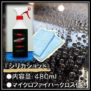 「シリカショット」 CS-480/480g缶 (コーティング剤 プラスティ) ※単品orセットで価格が異なります