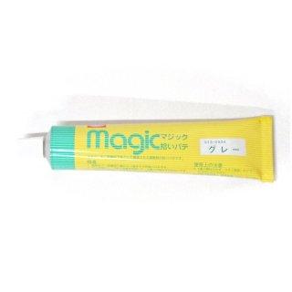 イサム マジック拾いパテ グレー 200g/イサム塗料