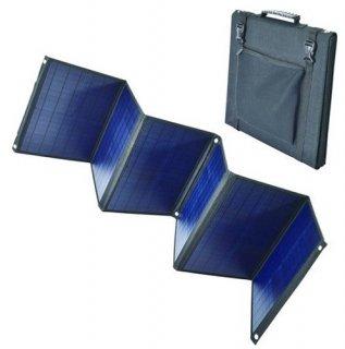 どこでも使えるポータブル電源 ピンバン用ソーラーパネル LPE-SO120/日動工業