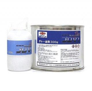 ニッペ nax ウレタンプラサフ プロV1 (5:1)(グレー主剤+硬化剤) 360gセット サフェーサー/日本ペイント