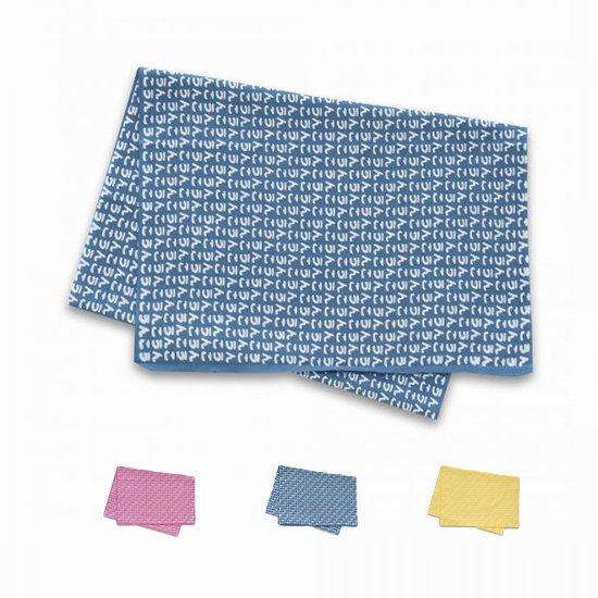 面白いと言われる方多し! うんこ伝統注染(本染め)日本手拭い 超長尺 ライトピンク